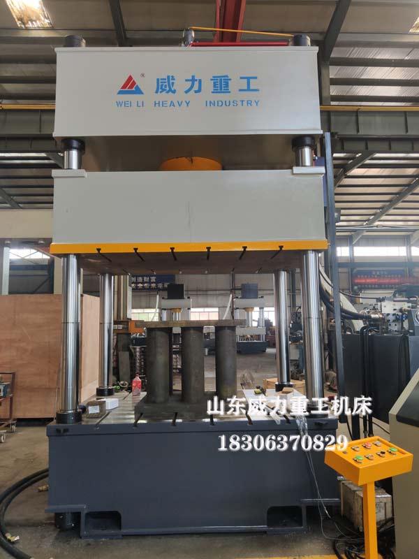 400吨单动薄板拉伸液压机